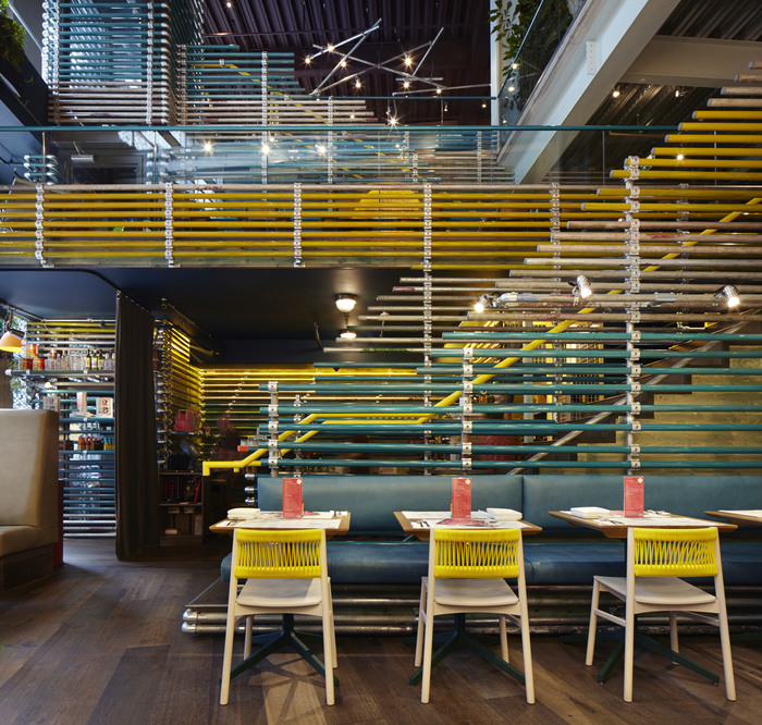 Archive Winners List And Images From 2015 15 Restaurant Bar Design Awards