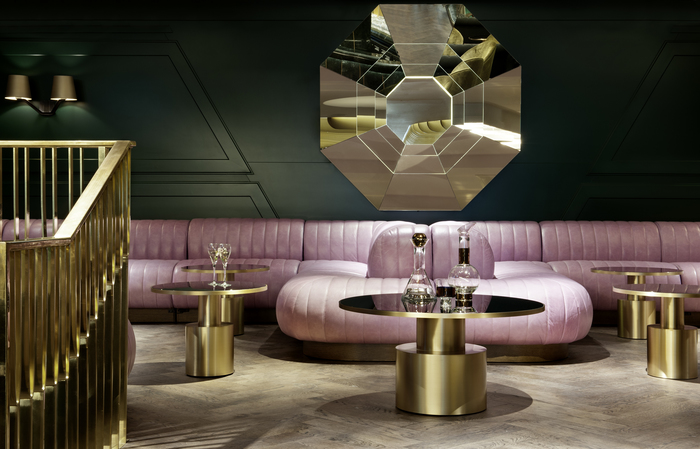 Archive winners list and images from 2015 15 restaurant for Hotel design london