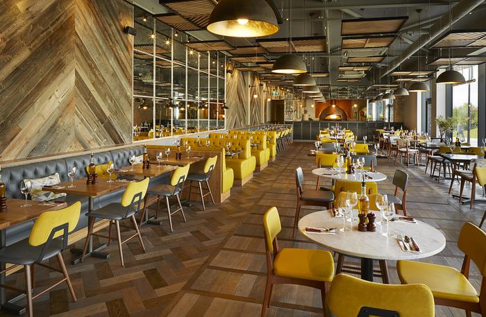 wildwood kitchen telford uk fast casual restaurant bar design awards. Black Bedroom Furniture Sets. Home Design Ideas