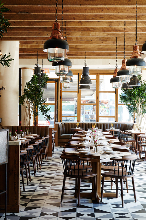 Restaurant Design Awards New York : L amico new york united states the americas restaurant