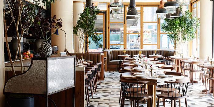 L'Amico (New York, United States), The Americas Restaurant Restaurant& Bar Design Awards