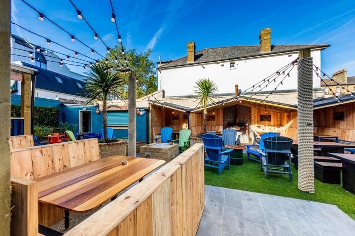 The victoria surbiton uk pub restaurant bar design