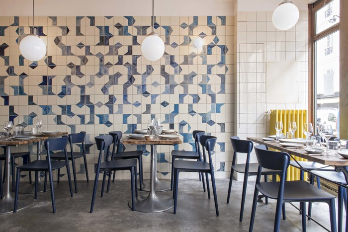Belle maison paris france europe restaurant restaurant bar design awards - Belle maison restaurant paris ...