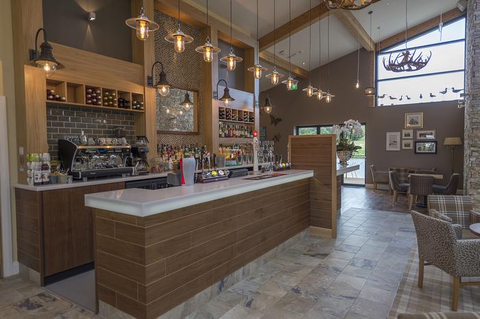 Badger Lodge Berwick Upon Tweed UK Standalone Restaurant