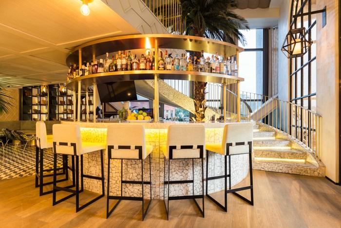 Aitana mexico city mexico americas restaurant - Cousi interiorismo ...