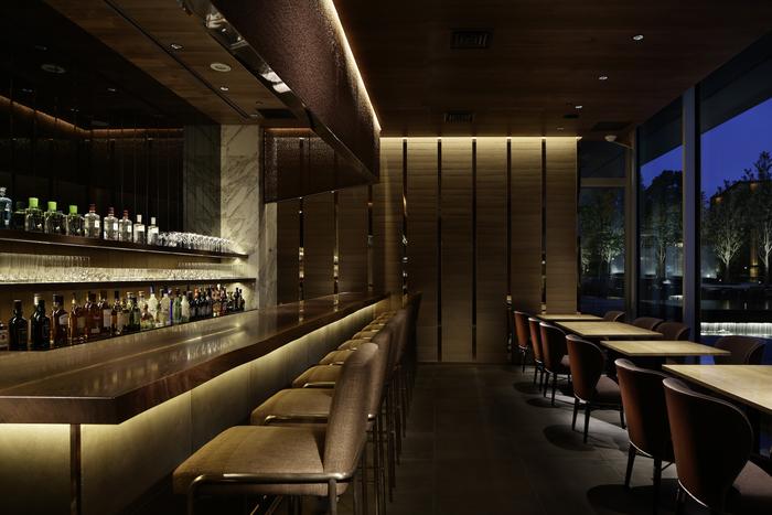 NoMad Grill Lounge Chiyodaku Japan Asia Restaurant