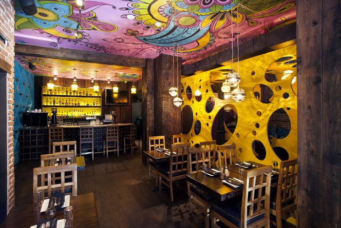Raso Canada The Americas Restaurant Restaurant Bar Design Awards