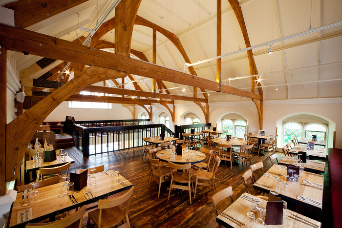 River cottage canteen bristol restaurant or bar in a
