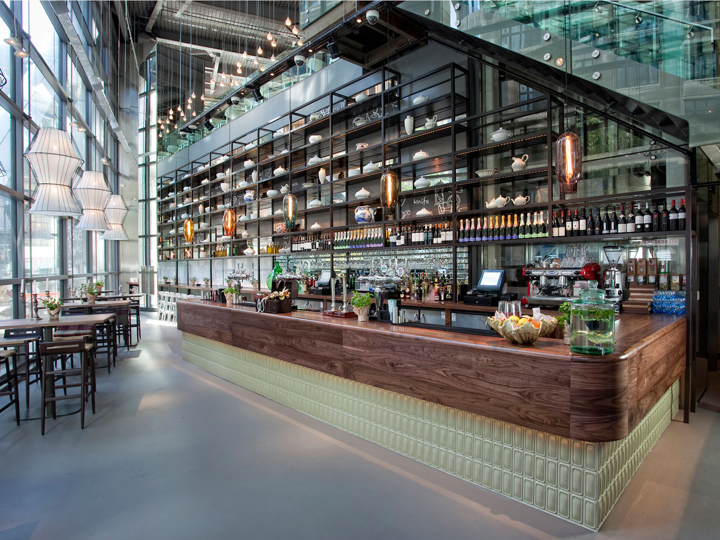 Stand Alone Bar Designs : Awards archive restaurant bar design awards