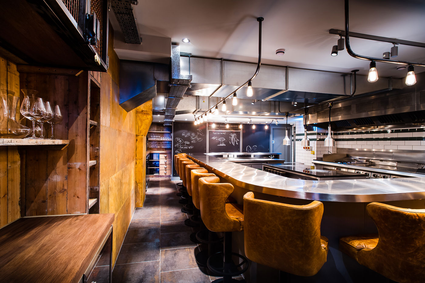 Awards archive restaurant bar design awards - Ideas decoracion bar ...