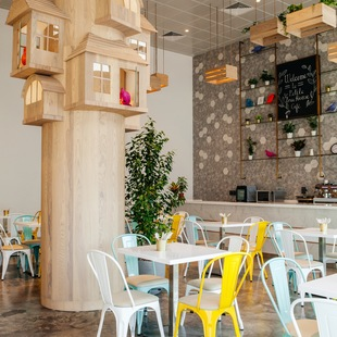 Le petite tree house cafe by sneha divias 3