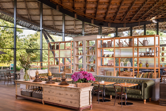 The Savill Garden Kitchen