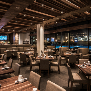 Midtown athletic club chicago dmac architecture dining
