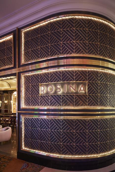 Rosina02 brass moldings screens around facade