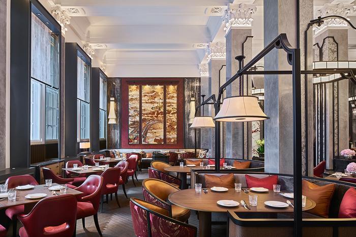Mei ume london uk restaurant or bar