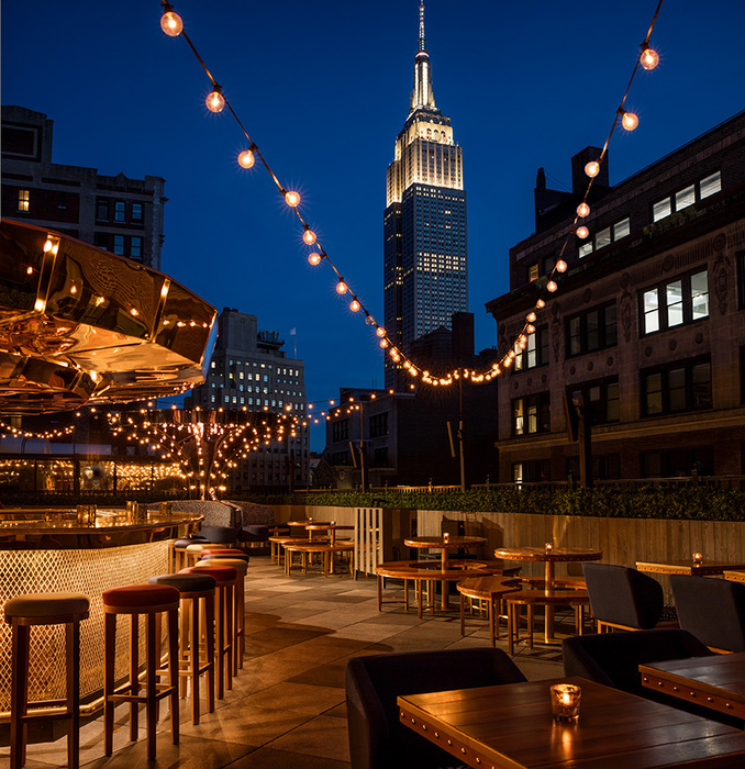 Magic Hour New York United States Americas Bar