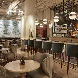 The Bar at Hotel Zachary