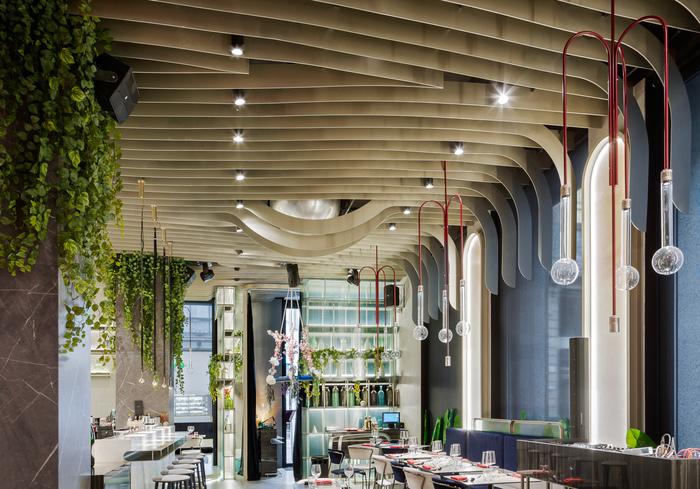 Otivm Restaurant Bar Design Awards