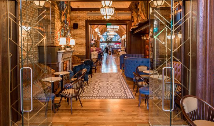 Cafe en Seine